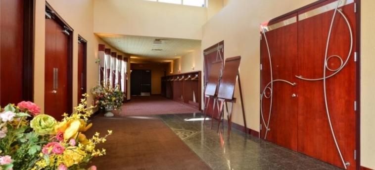 Edmonton Hotel & Convention Centre: Dettagli Strutturali EDMONTON