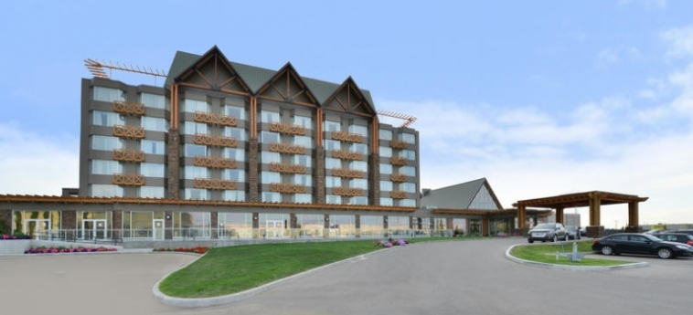 Edmonton Hotel & Convention Centre: Exterior EDMONTON
