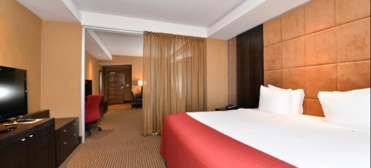 Edmonton Hotel & Convention Centre: Habitacion Suite EDMONTON