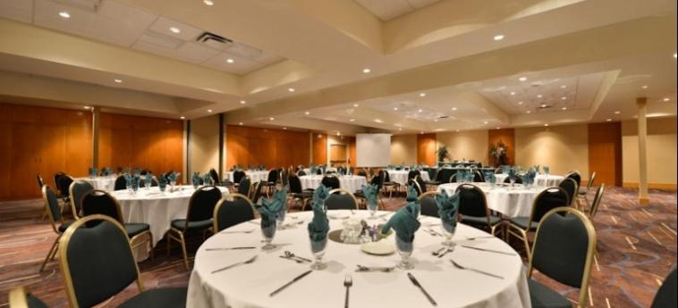 Edmonton Hotel & Convention Centre: Salón para Banquetes EDMONTON