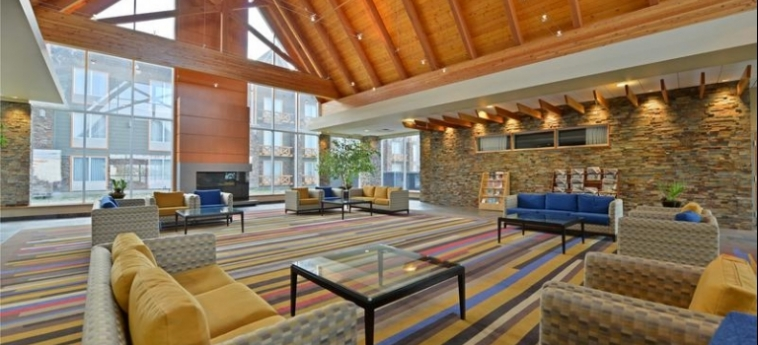 Edmonton Hotel & Convention Centre: Lobby EDMONTON