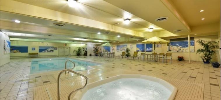 Edmonton Hotel & Convention Centre: Piscine Réchauffée EDMONTON