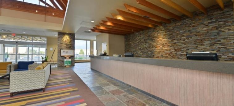 Edmonton Hotel & Convention Centre: Reception EDMONTON