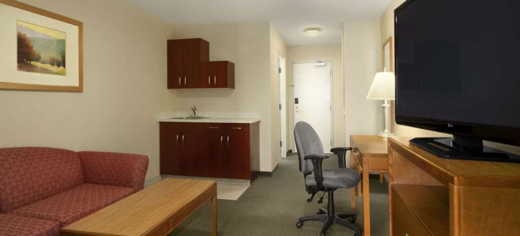 Hotel Days Inn Edmonton South: Detalle del hotel EDMONTON