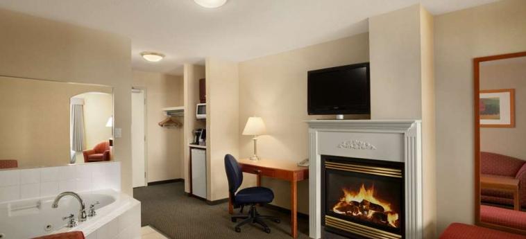 Hotel Days Inn Edmonton South: Habitacion Suite EDMONTON