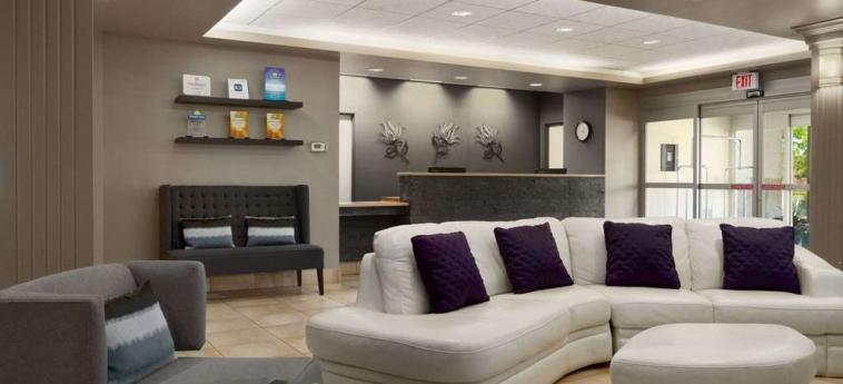 Hotel Days Inn Edmonton South: Lobby EDMONTON