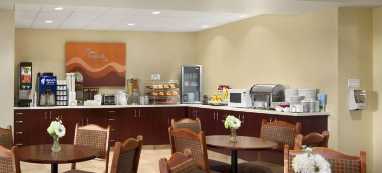 Hotel Days Inn Edmonton South: Restaurante EDMONTON