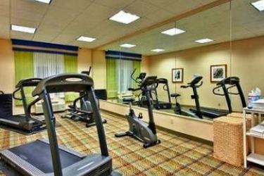 Hotel Holiday Inn Express Edmonton South: Gimnasio EDMONTON