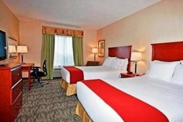 Hotel Holiday Inn Express Edmonton South: Habitación EDMONTON