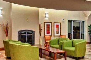 Hotel Holiday Inn Express Edmonton South: Lobby EDMONTON