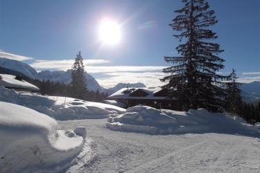 Hotel Aktiv + Familienresort Tiroler Zugspitze: Détail de l'hôtel EHRWALD