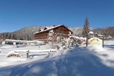 Hotel Aktiv + Familienresort Tiroler Zugspitze: Exterieur EHRWALD