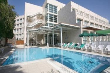 Hotel Afi Patio Eilat: Außen EILAT