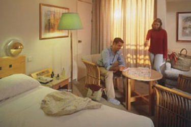 Hotel Isrotel King Salomon: Habitación EILAT