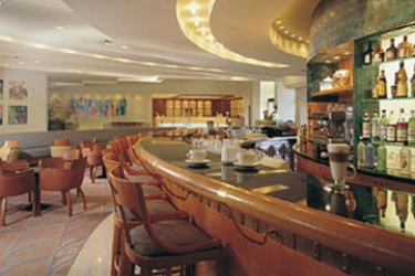 Hotel Isrotel King Salomon: Bar EILAT