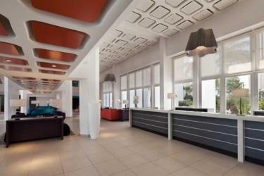 Hotel Isrotel King Salomon: Lobby EILAT