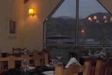 Hotel La Aldea: Restaurant EL CHALTEN
