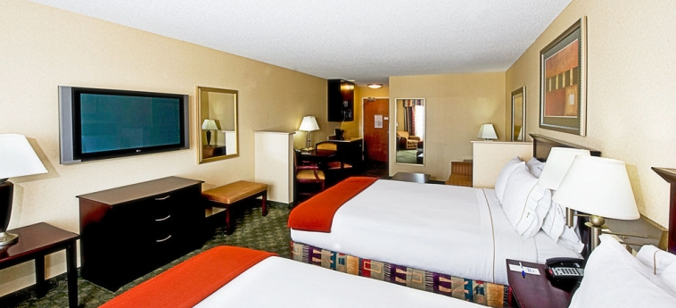 Hotel Holiday Inn Express Suites I-10 East: Camera degli ospiti EL PASO (TX)