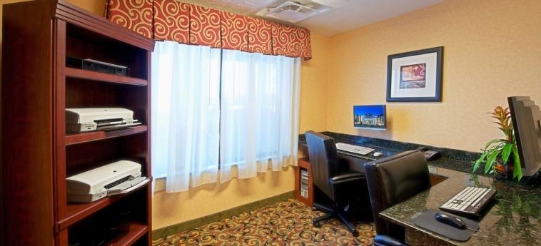 Hotel Holiday Inn Express Suites I-10 East: Centro Affari EL PASO (TX)