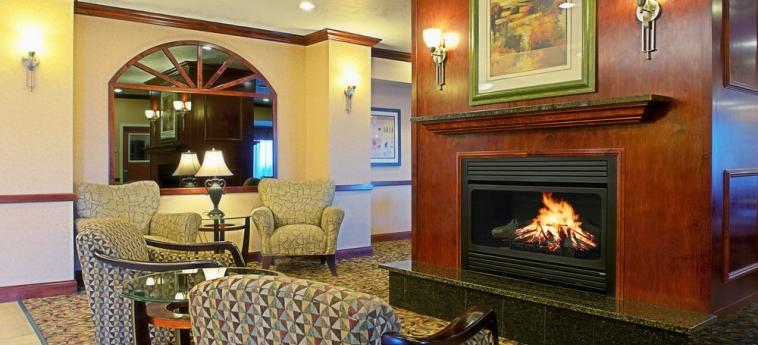 Hotel Holiday Inn Express Suites I-10 East: Lobby EL PASO (TX)