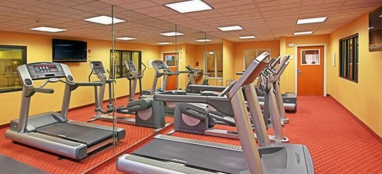 Hotel Holiday Inn Express Suites I-10 East: Palestra attrezzata EL PASO (TX)