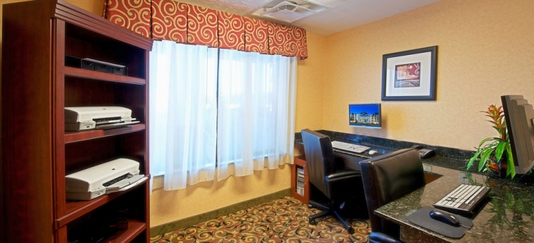 Hotel Holiday Inn Express Suites I-10 East: Business Centre EL PASO (TX)