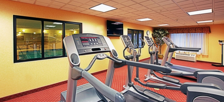Hotel Holiday Inn Express Suites I-10 East: Fitness Facility EL PASO (TX)