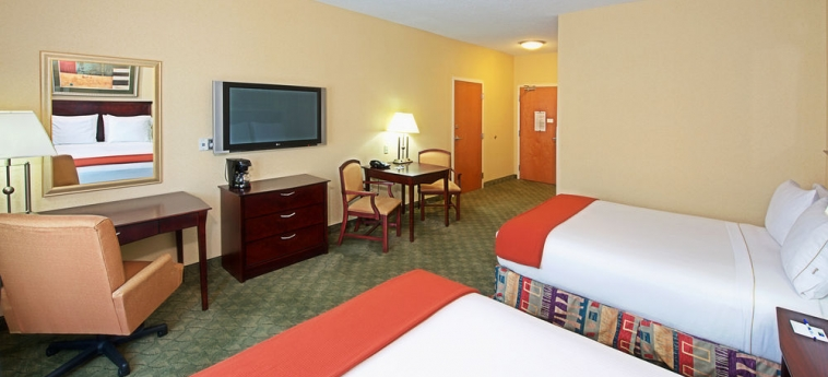 Hotel Holiday Inn Express Suites I-10 East: Guestroom EL PASO (TX)