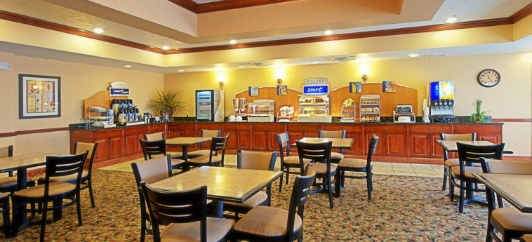 Hotel Holiday Inn Express Suites I-10 East: Restaurant EL PASO (TX)
