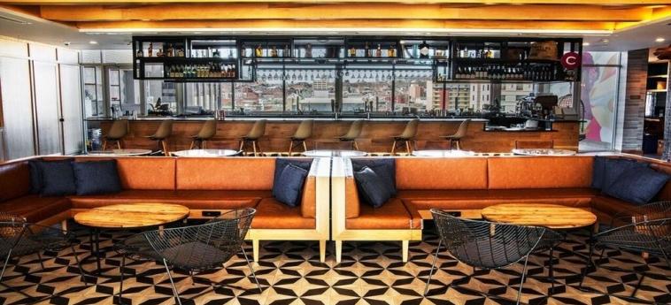 Hotel Indigo El Paso Downtown: Bar del hotel EL PASO (TX)