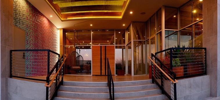 Hotel Indigo El Paso Downtown: Entrada EL PASO (TX)