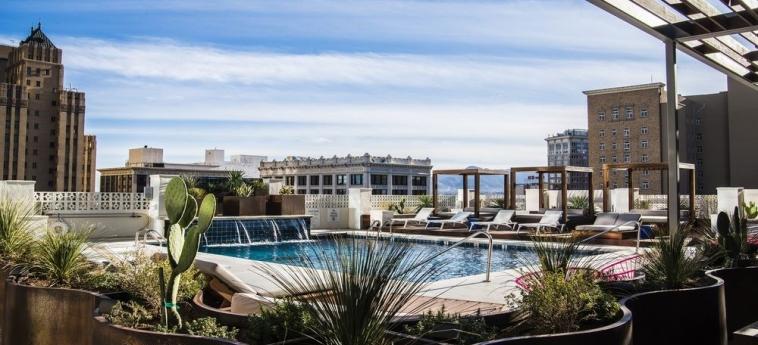 Hotel Indigo El Paso Downtown: Piscina EL PASO (TX)