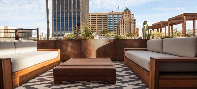Hotel Indigo El Paso Downtown: Terrenos de propiedad  EL PASO (TX)