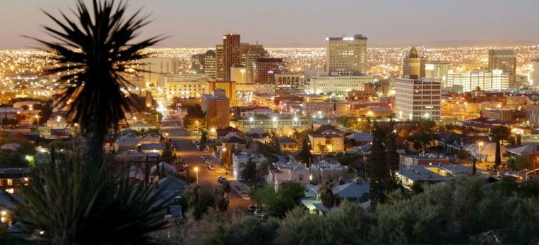Hotel Indigo El Paso Downtown: Vista a la ciudad EL PASO (TX)