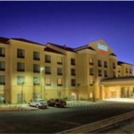 Hotel Fairfield Inn And Suites By Marriott El Paso