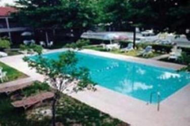 Hotel Travelodge La Hacienda: Swimming Pool EL PASO (TX)
