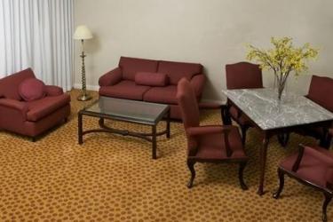 Hotel Camino Real El Paso: Sala de estar EL PASO (TX)