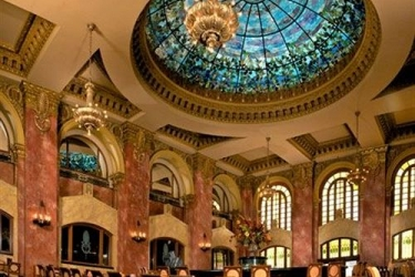 Hotel Camino Real El Paso: Salón del vestíbulo EL PASO (TX)