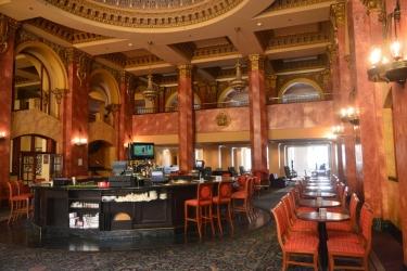 Hotel Camino Real El Paso: Hotel bar EL PASO (TX)