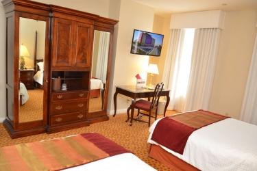 Hotel Camino Real El Paso: Guestroom EL PASO (TX)