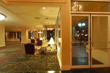 Hotel Camino Real El Paso: Interior Entrance EL PASO (TX)