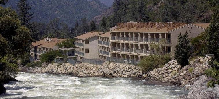 Hotel Yosemite View Lodge: Esterno EL PORTAL (CA)