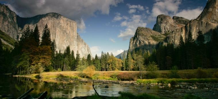 Hotel Yosemite View Lodge: Montagna EL PORTAL (CA)