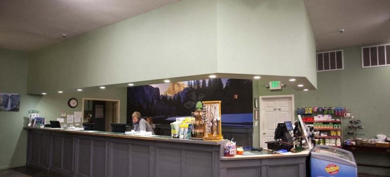 Hotel Yosemite View Lodge: Reception EL PORTAL (CA)