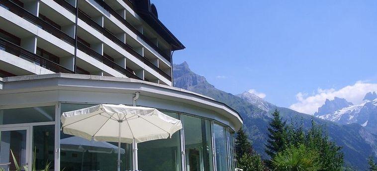 Hotel Waldegg: Exterior ENGELBERG
