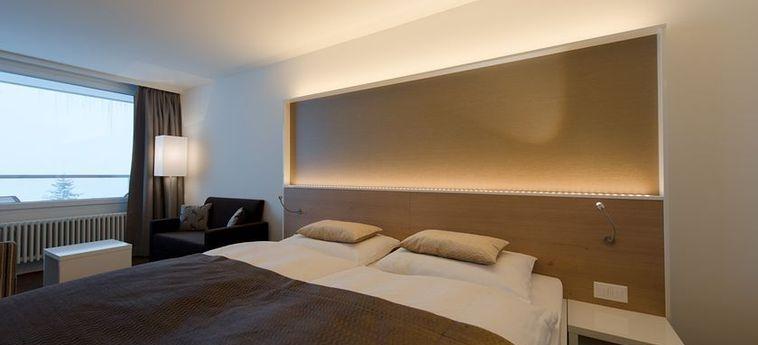Hotel Waldegg: Habitaciòn Doble ENGELBERG