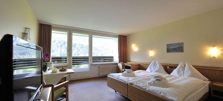 Hotel Waldegg: Habitación ENGELBERG
