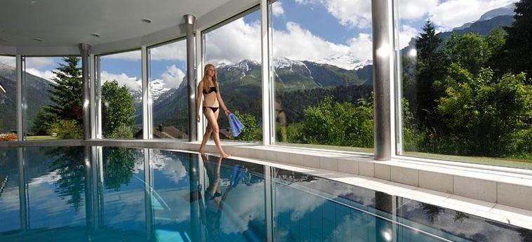 Hotel Waldegg: Swimming Pool ENGELBERG