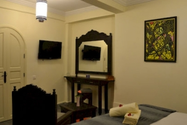 Hotel Riad Benatar: Biblioteca ESSAOUIRA
