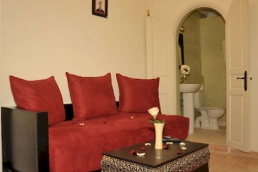 Hotel Riad Benatar: Camera Suite ESSAOUIRA